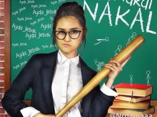 OST Awak Sangat Nakal: Ayda Jebat - Nakal Nakal Nakal