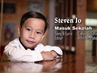 Steven Jo - Masuk Sekolah