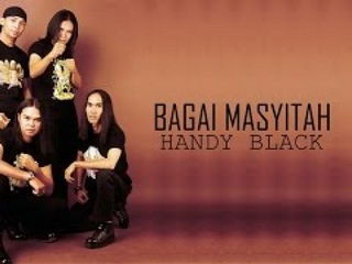 Handy Black - Bagai Masyitah (Video Lirik)