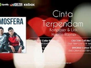 Atmosfera - Cinta Terpendam [Lyrics Video]