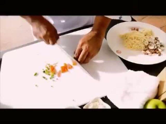 MasterChef Malaysia- Sajian Istimewa Ramadan - Spaghetti Carbonara