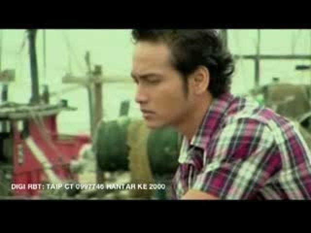 Ernie - Rindu Bukan Teman (Official Music Video)