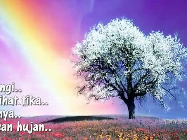 Siti Nurhaliza - Lebih Indah (Lirik)