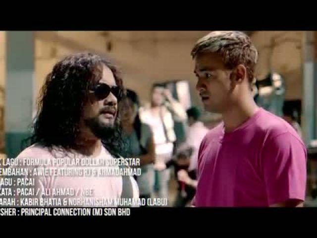 Formula Popular Dollah Superstar - Awie featuring RJ & AhmadAhmad [Official Music Video]