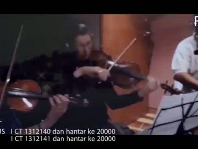 Afee Utopia - Cintaku Tak Pernah Mati (Official Music Video)