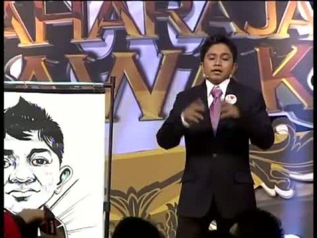 Maharaja Lawak - Episod 4 Amir