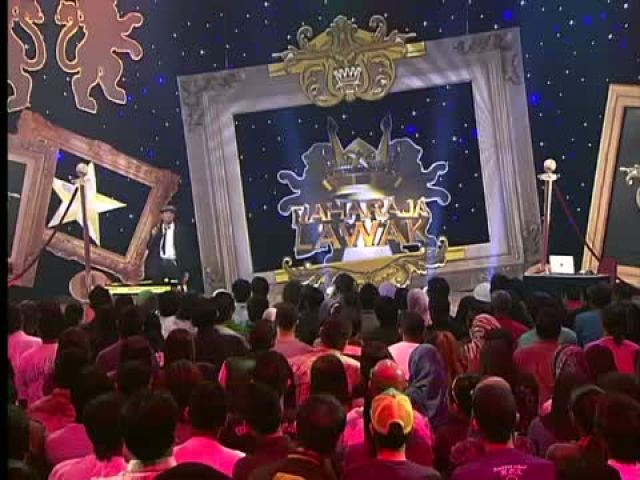 Maharaja Lawak - Episod 5 Nabil