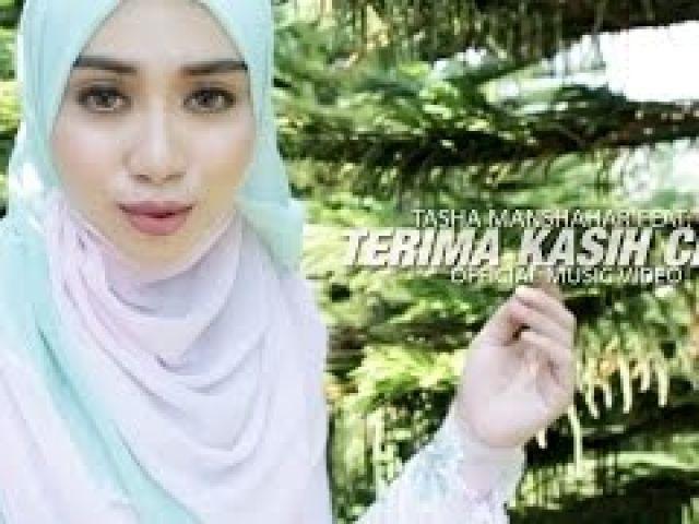 OST EKSPERIMEN CINTA Tasha Manshahar Feat. RJ - Terima Kasih Cinta (Official Music Video)