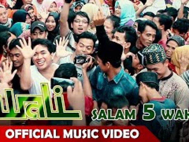 Wali Band - Salam 5 Waktu
