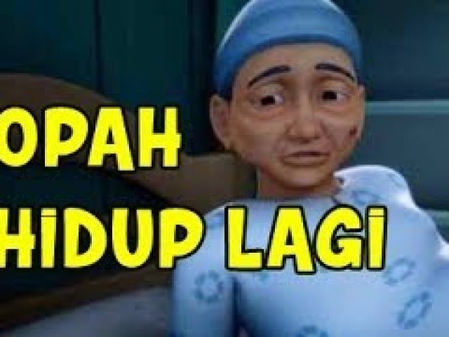 Upin & Ipin 2016 - Opah Hidup Lagi