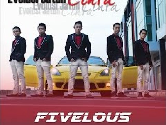Fivelous - Jatuh Cinta