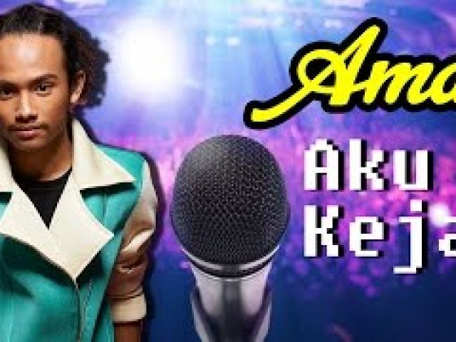 Amal AF 2016 - Aku Kejar (Lirik Video)