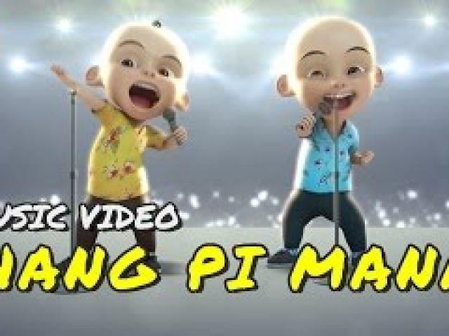 Upin & Ipin - Hang Pi Mana?