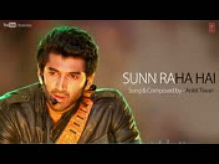 Sunn Raha Hai Na Tu Aashiqui 2 Full Song With Lyrics - Aditya Roy Kapur