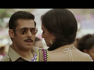 Dagabaaz Re Dabangg 2 Full Video Song ᴴᴰ - Salman Khan