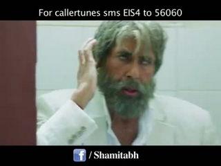 Piddly - SHAMITABH - Amitabh Bachchan