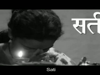 Marathi Short Film - Sati - Wife And Husband Relationship