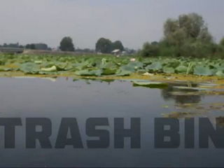 Social Awareness Short Film On Cleanliness - Trash Bin - Public Interest