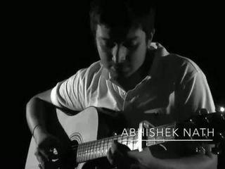 Muskurane Ki Wajah Tum Ho - Acoustic Cover - Siddharth Slathia feat. Abhishek Nath