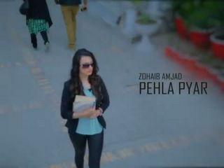 Zohaib Amjad - Pehla Pyar - Music by Bilal Saeed