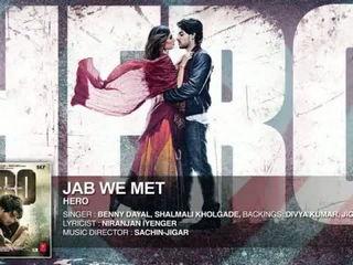 Jab We Met - Sooraj Pancholi