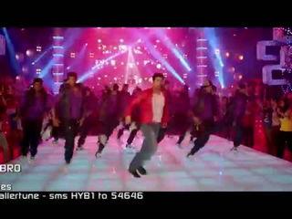 DJ - Hey Bro - Sunidhi Chauhan Feat. Ali Zafar - Ganesh Acharya