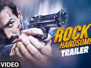 Rocky Handsome Theatrical Trailer