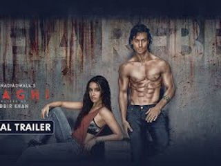 Baaghi Official Trailer