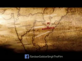 Sardaar Gabbar Singh Official Hindi Trailer