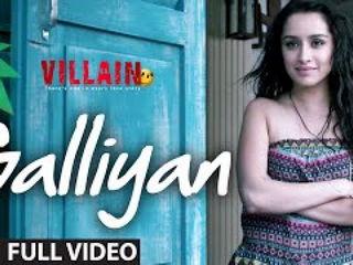 Galliy4n Video Song - Ek Vill4in
