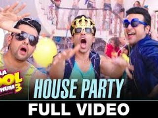 H0use Party Video Song - Kyaa Ko0l Hain Hum 3
