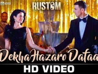 Dekha Hazar0 Dafaa Video Song - Rust0m