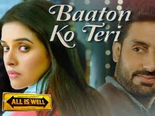 B4aton Ko Teri Video Song