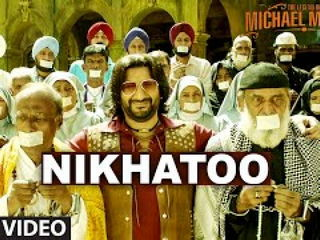 NIKHATO0 Video Song - The L3gend of Michael Mishra