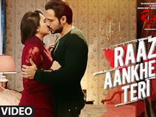 RAAZ A4NKHEIN TERI Video Song - Raaz Rebo0t