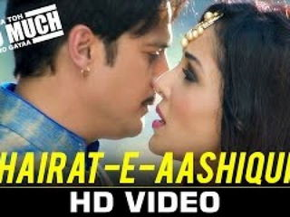 Hairat-e-a4shiqui Video Song - Yea Toh Two Much Ho Gay4a