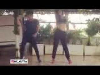 Disha Patani Accepts Beat Pe Booty Challenge!!
