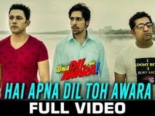 H4i Apna Dil Toh Awara Title Track