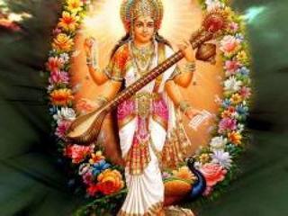 Maa Saraswati Sharde
