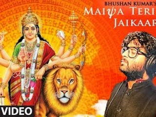 Maiya Teri Jai Jaika4r Video Song