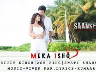 M3ra Ishq Video Song - Sa4nsein