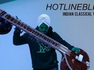 Hotline Bling - Indian Classical Version