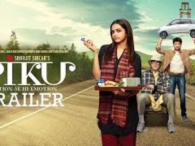 PIKU Official Trailer