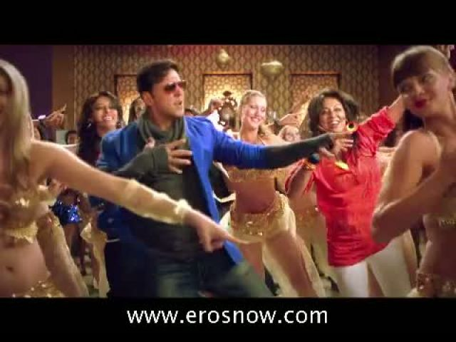Hookah Bar Song - Khiladi 786