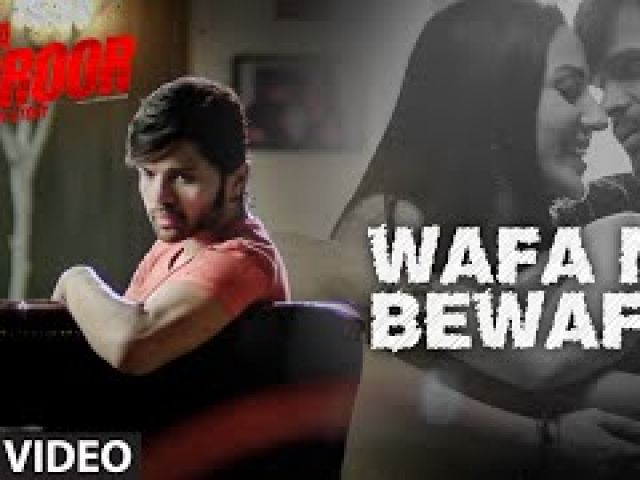 W4fa Ne Bewafai Video Song - Teraa Surroor