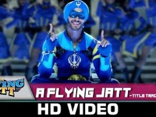 A Flying J4tt Title Track