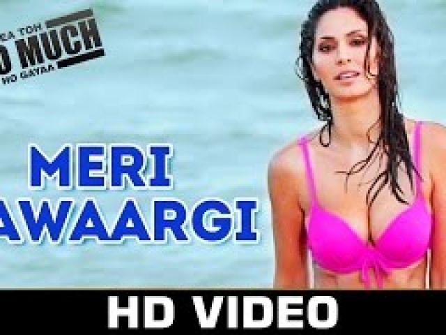 Meri A4waargi Video Song - Yea Toh Two Much Ho Gayaa