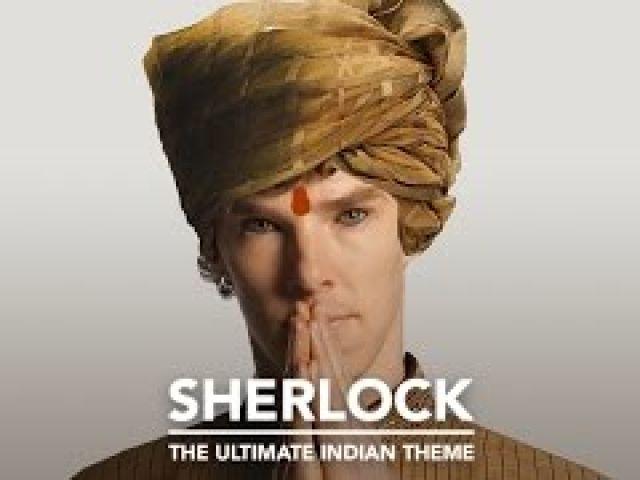 BBC's Sherlock Theme - The Indian Version