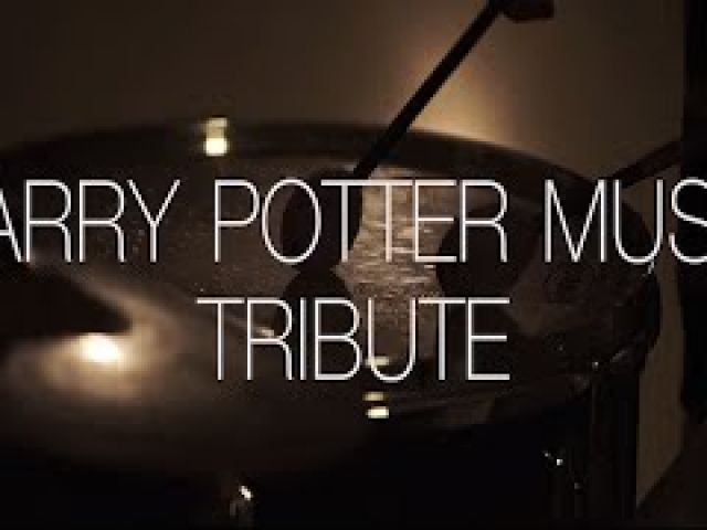 Harry Potter Music Indian Tribute
