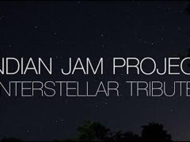 Interstellar Theme Music Tribute